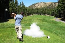 【最新】ゴルフのヘッドスピード平均と効率的な上げ方
